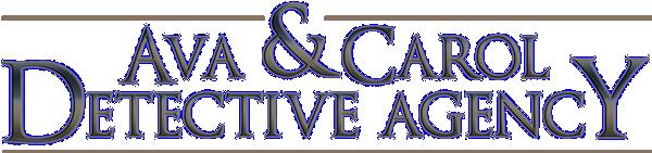 Ava and Carol Detective Agency